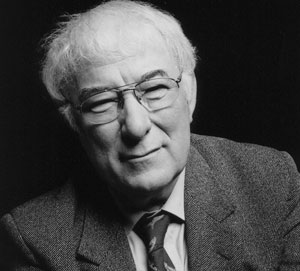seamus heaney essay leaving cert - seamus heaney seamus heaney was born in april 1939 in northern ireland his father owned and worked fifty acres of farmland in county derry in ni patrick heaney had always been committed to cattle-dealing.