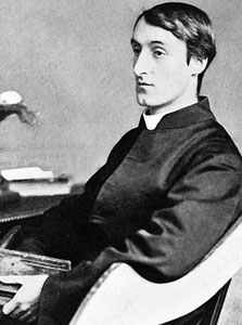 review of gerard manley hopkinss terrible sonnets Gerard manley hopkins and the poetry of religious  likewise  harrowing are the terrible sonnets examined in the final.