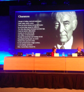 Heaney conference