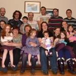 Family photo Xmas 2013