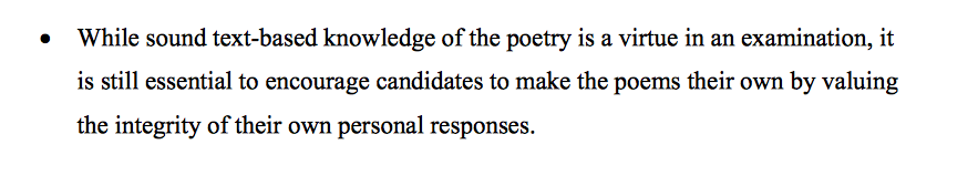Poetry 2005 critique