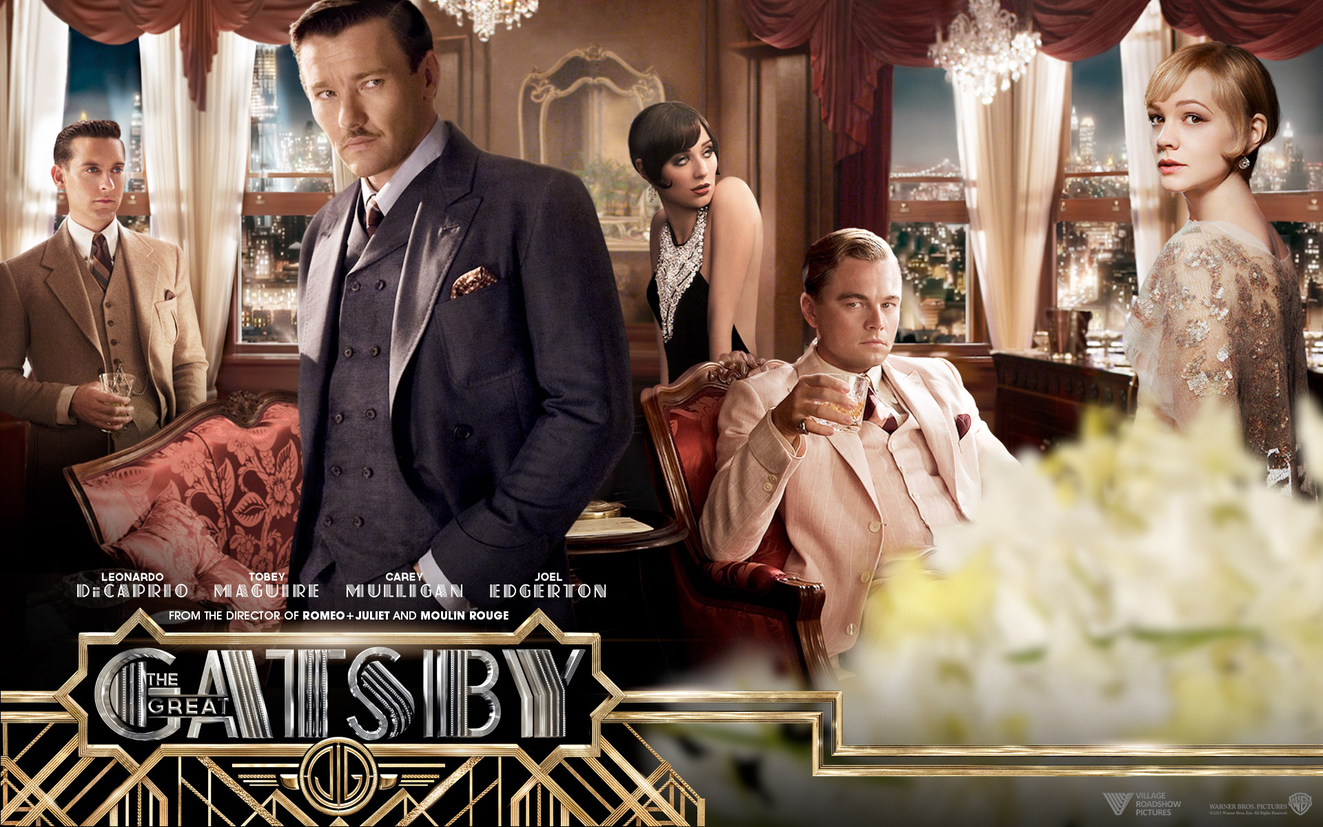 theme of love in the great gatsby